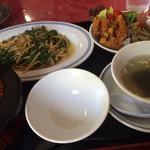 中華料理四川 - 料理写真: