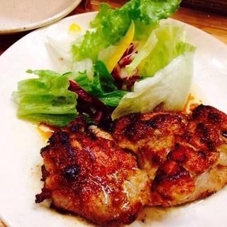 赤どりと錦爽鳥を使用した上質な味わい