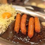 ゴーゴーカレー - 普段のカレーと違い、時々食べたくなるカレーです。