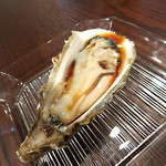 shiosai - 生がきを天然すだち入りポン酢醤油で