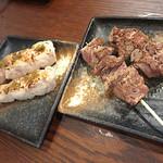 shiosai - ささみ&白肝