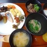 レストラン御倉 - 私の朝食