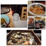 レストラン御倉 - 京都らしい「おばんさい」があり種類も豊富。洋風のお総菜もいろいろありますし、パンの種類も多いですね。