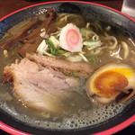 39587709 - 2015/7/1ど煮干しラーメン780円