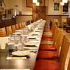 ロイヤルベンガル - 内観写真:貸切宴会ご予約時のテーブルセッティング例