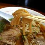 関東軒 - 個人的にはこのメンマも好きな味!!