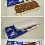 ブルーシールアイスクリーム - 料理写真:ポーラベアー バニラ(Polar Bear)¥140
