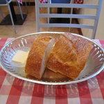 パザパ - ランチのパン H22.5