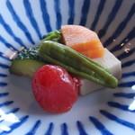 日本料理 宮本 - 前菜(昼膳・懐石)