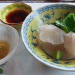 日本料理 宮本 - 真鯛昆布〆(懐石)