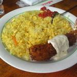 ベスパ - 料理サフランCエビフライ