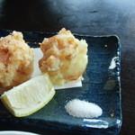 日本料理 宮本 - はもすり身の揚げ真丈(昼膳)