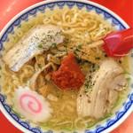 赤湯ラーメン 龍上海 赤湯本店 - 赤湯辛味噌ラーメンアップ