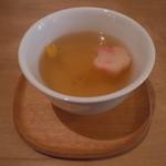 いしころカフェ - このスープが美味しい♪