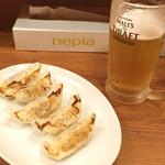武骨家 - 餃子/生ビール