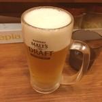 武骨家 - 生ビール