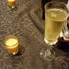 Miel - 料理写真:スパークリングワイン、アイスティー、冷製スープ
