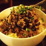 リトルスターレストラン - そぼろと雑魚丼