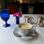 JOY味村 - 食後のコーヒー。