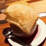 ぎゅう丸 - このポットパイが美味しい!