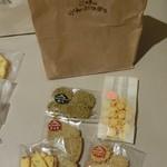 3時のかんぶつ屋さん - 焼き菓子。海苔、ひじき、かつお節