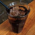 ザグレイビー - COKE(LUNCHのDRINK SETで+税別\150、2015年5月)