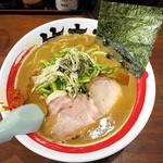 竹本商店 札幌大磯マグロセンター - 特製マグロそば_税別780円