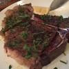 オステリア ブッコ - 料理写真:T ボーンステーキ