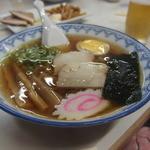 39606340 - 千秋麺(ハーフ)