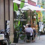 チャタンコーヒー カフェストリート - 外観です