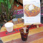チャタンコーヒー カフェストリート - アイスコーヒー(250円)