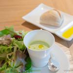 ロサンジェルス バルコニー テラスレストラン&ムーンバー - Weekly Lunch Seafood【2015年6月】