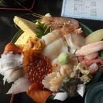 39607955 - 清宝丼 3,240円