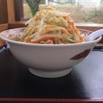 あぢとみ食堂 - 野菜タワー!