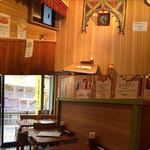 亜細亜食堂 ミルチ - 店内です!