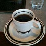 翠苑 - 2010/04/30 定食ランチの食後コーヒーつき