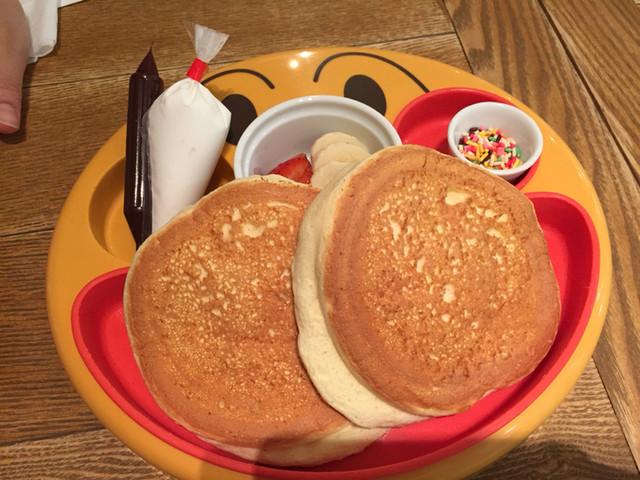 メレンゲ 川口店 - お子様パンケーキ