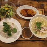 東京屋台 - 半麺屋台飯