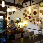 花空間 ivory - 店内の壁
