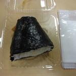 39613090 - 生姜の佃煮おむすび:180円
