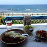 レストラン ふぁぶ - 海を眺めながらのランチは最高!
