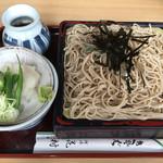 花村 - おろしそば(720円)