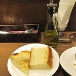 クチーナ・イタリアーナ・ピアチェーレ - (モチモチ食感のパン)