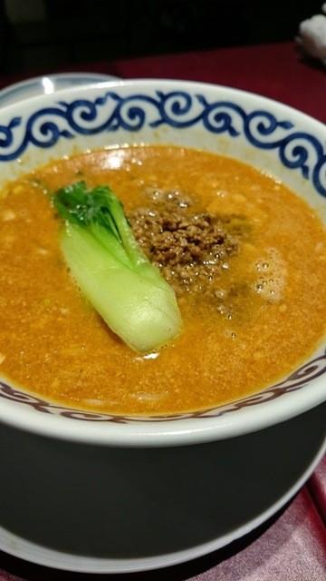 知味斎 - 坦々麺