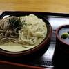 七福荘 - 料理写真:相盛りそば