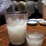 えんざ - 凍結酒(2015.Jul.)