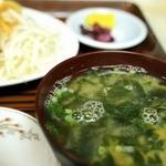 高千穂 - ダシ美味し!味噌汁
