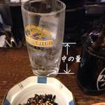 モルガン - 大容量の中(タカラ焼酎)250円
