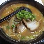 らーめん恵比寿 - 味噌スタミナラーメン670円(税込)