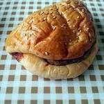 手作りパン屋さん しかの - ハンバーグ